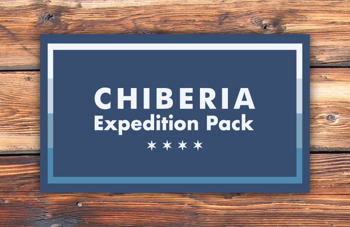 Chiberia Expedition Pack