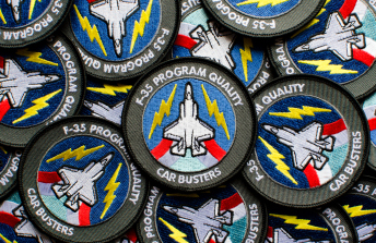 F-35 Program Quality Patch.