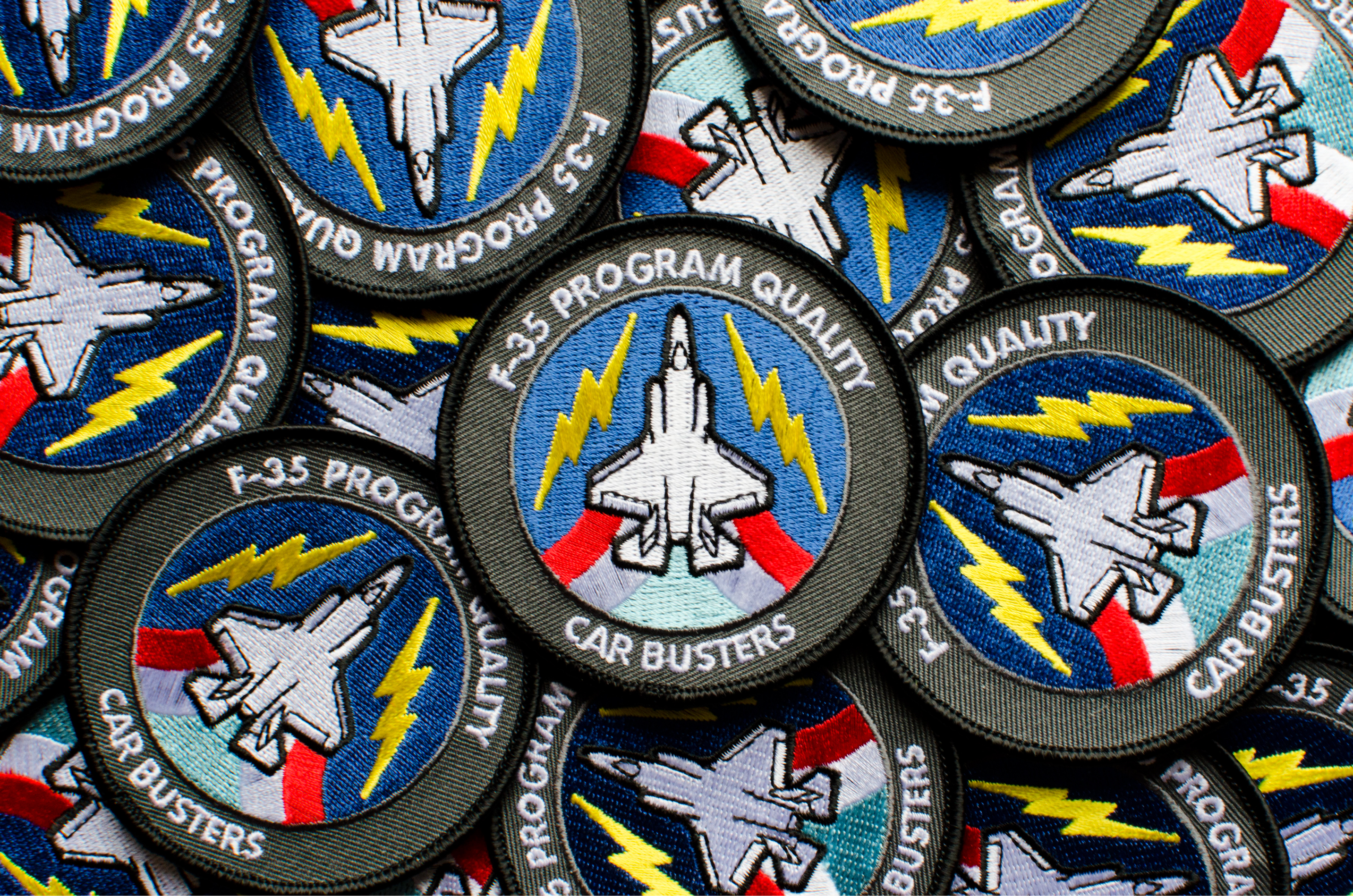 F-35 Program Quality Patch